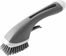 Kitchen brush, dishwashing brush, liquid cleaning