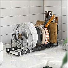 Kitchen Cabinet Cupboard Storage Organiser Pan