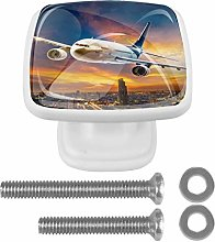 Kitchen Cabinet Knobs - Aircraft - Knobs for
