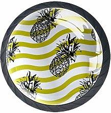 Kitchen Cabinet Knobs - Ananas - Knobs for Dresser