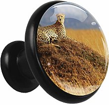 Kitchen Cabinet Knobs Animal Leopard Wardrobe
