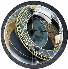 Kitchen Cabinet Knobs - Astronomical Clock Prague