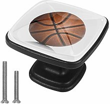 Kitchen Cabinet Knobs - Basketball - Knobs for