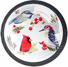 Kitchen Cabinet Knobs - Birds - Knobs for Dresser