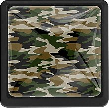 Kitchen Cabinet Knobs - Camouflage - Knobs for