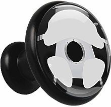 Kitchen Cabinet Knobs Car Steering Wheel Wardrobe