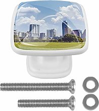 Kitchen Cabinet Knobs - Central Park Panoramic