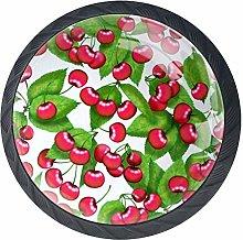Kitchen Cabinet Knobs - Cherry - Knobs for Dresser