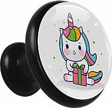 Kitchen Cabinet Knobs Cute Unicorn Wardrobe Knobs
