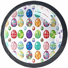 Kitchen Cabinet Knobs - Design with Easter Eggs -