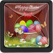 Kitchen Cabinet Knobs - Easter Basket Eggs - Knobs