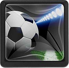 Kitchen Cabinet Knobs - Football Field Lighting -