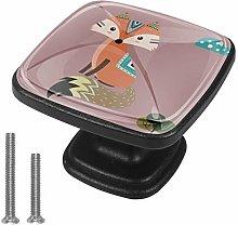 Kitchen Cabinet Knobs - Fox - Knobs for Dresser