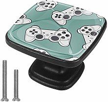 Kitchen Cabinet Knobs - Gamepad - Knobs for