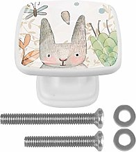 Kitchen Cabinet Knobs - Gray Rabbit - Knobs for