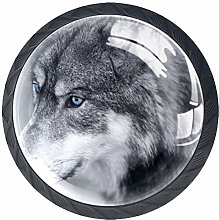 Kitchen Cabinet Knobs - Gray Wolf - Knobs for