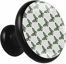 Kitchen Cabinet Knobs Green Butterfly Wardrobe