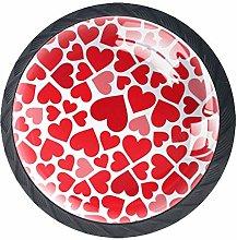 Kitchen Cabinet Knobs - Heart - Knobs for Dresser