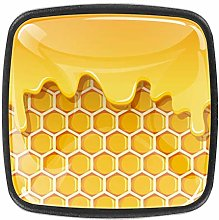 Kitchen Cabinet Knobs - Hive with Honey - Knobs