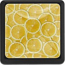 Kitchen Cabinet Knobs - Orange Slices - Knobs for