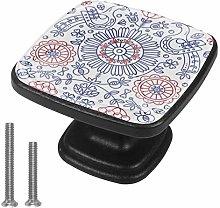 Kitchen Cabinet Knobs - Pattern - Knobs for