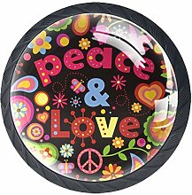Kitchen Cabinet Knobs - Peace Pride - Knobs for