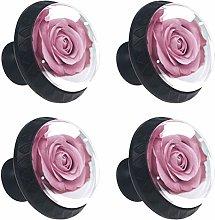 Kitchen Cabinet Knobs - Rose - Knobs for Dresser
