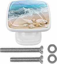 Kitchen Cabinet Knobs - Shell - Knobs for Dresser