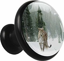 Kitchen Cabinet Knobs Snow Tiger Wardrobe Knobs