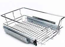 Kitchen Cabinet Wire Baskets, Professional Chromed