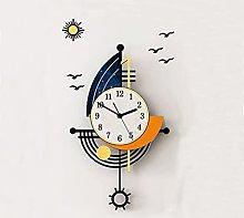 Kitchen Clock Living Room Decoration Wall Clock