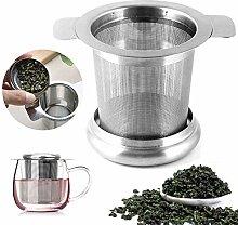 Kitchen Colander Strainer Mesh Tea Infuser Metal