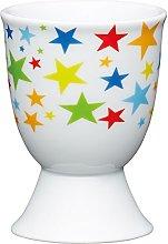 Kitchen Craft Bright Stars Design Egg Cup,