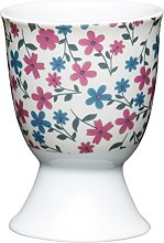 Kitchen Craft Floral Daisy Design Egg Cup,
