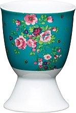 Kitchen Craft Floral Rose Design Egg Cup,