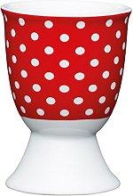 Kitchen Craft Red Polka Dot Design Egg Cup,