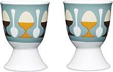 Kitchen Craft Traditional Porcelain Boiled Egg