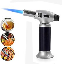 Kitchen Culinary Torch Butane Lighter, Refillable