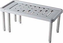Kitchen Cupboard Organiser Adjustable Storage