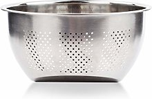 Kitchen Drainer Metal Drain Basket, Stainless