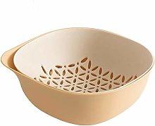 Kitchen Drainer Multi-purpose Drain Basket, PP