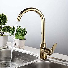 Kitchen Faucet 360 Degree Rotation Outlet Pipe Tap