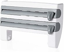 Kitchen Four-in-one Wall-Mounted Paper Towel Rack
