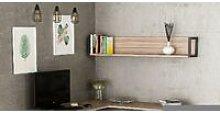Kitchen Garden Desk with Shelf - Office, Study,