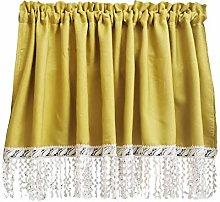 Kitchen Half Curtain,Cafe Curtain,Short Curtain