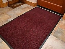 Kitchen Heavy Duty Barrier Mat Rug Non Slip
