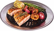 Kitchen + Home Stove Top Smokeless Grill Indoor
