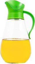Kitchen Leak-Proof Oil Glass Oil Bottle Soy Sauce
