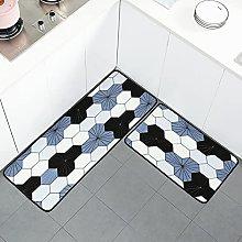 Kitchen Mat Carpets Set Doormat For Entrance Home