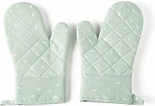 Kitchen Microwave Gloves Anti-Heat Resistant